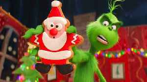 'The Grinch' Trailer 3 [Video]
