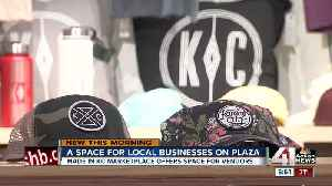 How Made in KC Marketplace hopes to build up small businesses under 1 roof [Video]