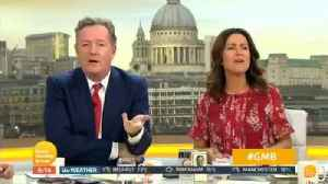Piers Morgan Adds Another Name To The 'Banned' 'Good Morning Britain' List [Video]