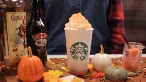 The Best Booze for Spiking a Pumpkin Spice Latte [Video]
