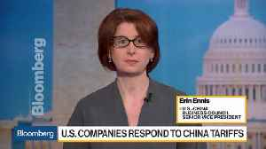 U.S. Companies Get Caught Up in China Trade Tensions [Video]