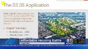 Contentious Meeting In Cupertino Over Proposed Housing On Vallco Site [Video]