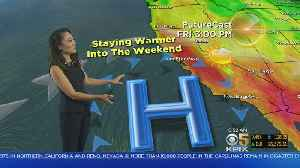 Wednesday Morning Weather Forecast With Mary Lee [Video]