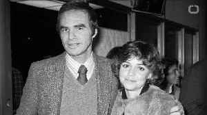 News video: Sally Field 'Flattered' That Burt Reynolds Called Her The Love Of His Life