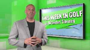 This Week In Golf: Tour Championship Preview, Look Ahead to Ryder Cup and Next Season [Video]