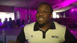 Ivorian wins first African freestyle football champs [Video]