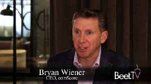 A 'Resurgent' comScore Plans Currency, Planning Solutions: CEO Wiener [Video]