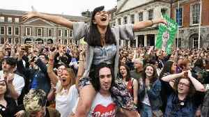 Ireland Officially Repeals Amendment Banning Abortion [Video]