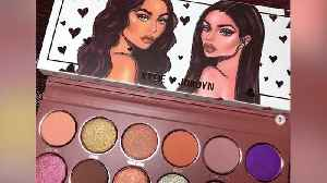 Kylie Jenner LAUNCHES Cosmetics Collab With BFF Jordyn Woods [Video]