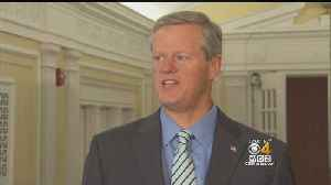 Gov. Charlie Baker Meets With Small Business Owners To Discuss Impact Of The Explosions [Video]