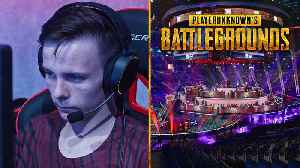 Inside the PUBG World Championship: Battle Royale [Video]