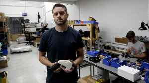 Texas Man Selling 3-D Printed Gun Blueprints Charged With Sex Assault Of A Minor [Video]