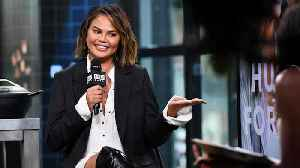 Chrissy Teigen on Balancing Healthy Eating and Indulgence [Video]