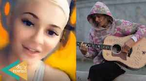 Justin Publicly Serenades Hailey! Twitter Freaks Out At Kylie Jenner Eating Cereal With Milk | DR [Video]