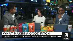 'Shark Tank' Judge on What Makes a Good Pitch [Video]