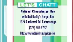 Bad Daddy's Burger Bar Celebrates National Cheeseburger Day! [Video]