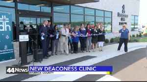 DEACONESS CLINIC BOONVILLE [Video]