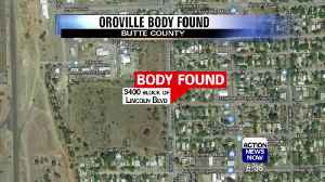 Police Find Body at Transient Camp in Oroville [Video]