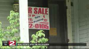 Real Estate and the Recession [Video]
