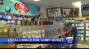 Locals Brace Wallets for Tariff Impact [Video]