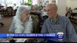 Chico Couple 101-Years-Old and 80 Years of Marriage [Video]