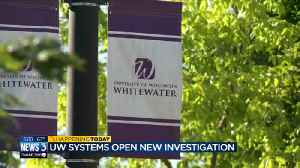 Elected officials, former students calling for UW-Whitewater chancellor to resign [Video]