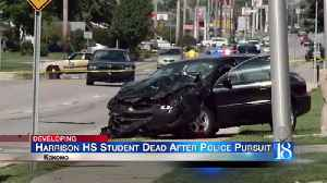 Battle Ground teen killed after car chase with police [Video]
