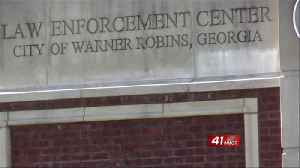 REMEMBERING P.O.W: Warner Robins Police Department receive flag and memorial [Video]