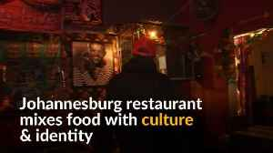 South Africa's Roving Bantu is cooking up a cultural revolution [Video]