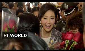 Yingluck impeached by Thai parliament | FT World [Video]