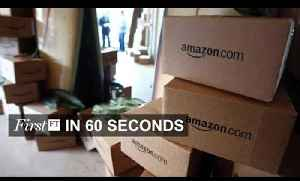 Malaria vaccine approved, Amazon overtakes Walmart | FirstFT [Video]