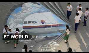 Flight MH370 - The Search Widens | FT World [Video]