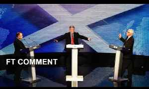 Scottish independence TV debate reviewed [Video]