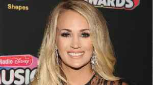 Carrie Underwood Talks About Her Accident [Video]