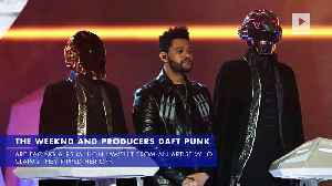 The Weeknd, Daft Punk Sued for Reportedly Stealing 'Starboy' [Video]