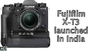 First Impression | Fujifilm launches X-T3 mirrorless digital camera in India [Video]