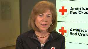 Red Cross assisting with Hurricane Florence recovery [Video]