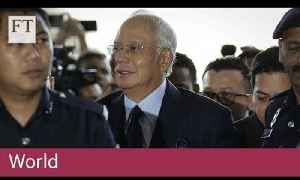 Malaysia's Najib faces more charges [Video]