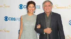 Julie Chen & Les Moonves Spotted Together After Her 'The Talk' Exit [Video]