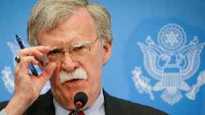 John Bolton: US To Start Fighting Back In Cyberwars [Video]