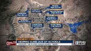 Looking for solutions to Las Vegas school gun problems [Video]