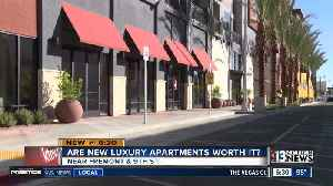 Grand opening at Fremont9 luxury apartments in downtown Las Vegas [Video]