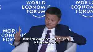 Alibabas's Jack Ma says to prepare for 20 years of trade war [Video]