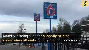 Washington State Sues Motel 6 for Giving ICE Guest Information
