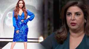 Farah Khan's comment on Malaika Arora's beautiful picture | FilmiBeat [Video]