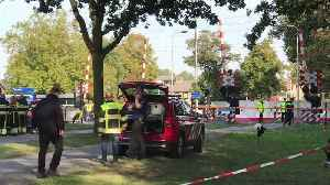 Four Children Killed in Collision Between Electric Bike and Train in Netherlands [Video]