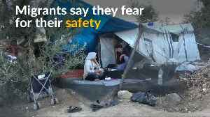 Greek migrant camp risks to shut down due to deteriorating conditions [Video]