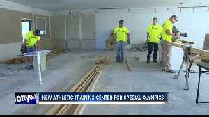 'Training for Life' Center coming to Special Olympics Idaho [Video]