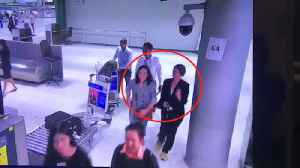 Thai Woman Dodge Airport Security To See Korean Actor [Video]
