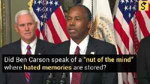 Ben Carson and the 'Nut of the Mind' [Video]
